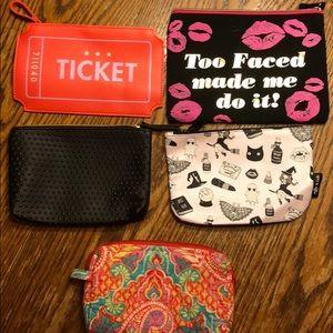 Makeup Bags (Variety)
